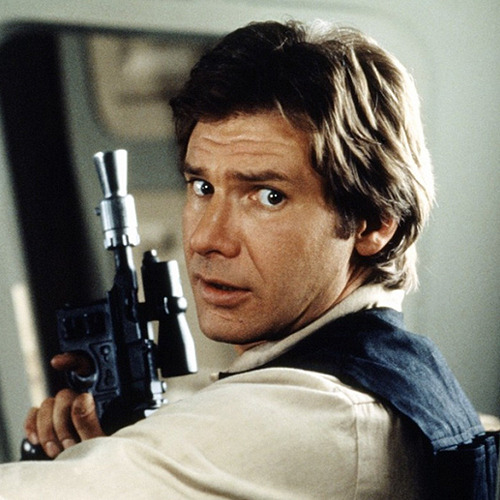 Star Wars Episode VI: Return of the Jedi - Harrison Ford