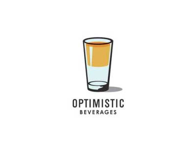 Helm's Workshop worked on this great, simple but half full logo for 'Optimistic Beverages' who they describe as.  An exploratory group hoping to start a craft brewery in Austin. And they  did! Check out our early progress on brand development for  Austin Beerworks.  See more of their work here.