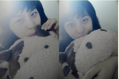 Ulzzang Do Hwe Ji Before Surgery ( Double eyelid + Nose)