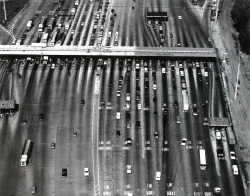 Lane Manned, New York City 1985 by Marilyn Bridges (via CCNY Libraries)