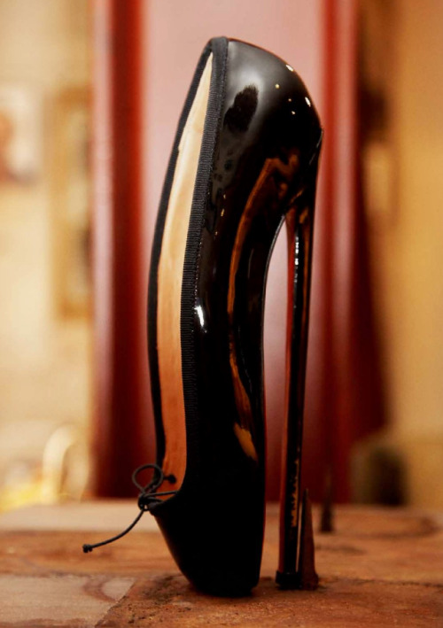 americanshaft:  christian louboutin (from his paris apartment, via theselby.com)  For Zori, because… you know.