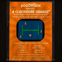 9000v0006:  A Clockwork Orange Video Game (by 9 0 0 0)