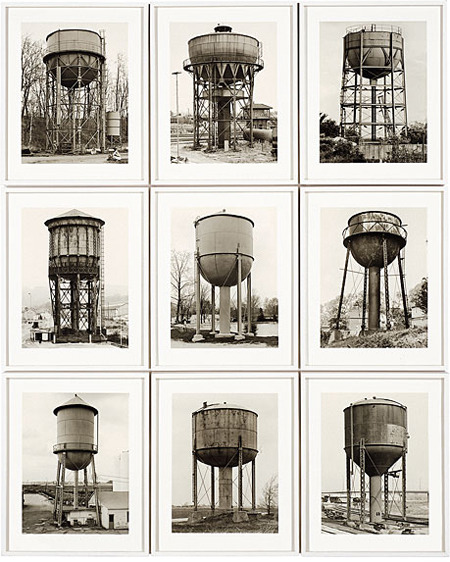 auntbeast:  Bernd and Hilla Becher.