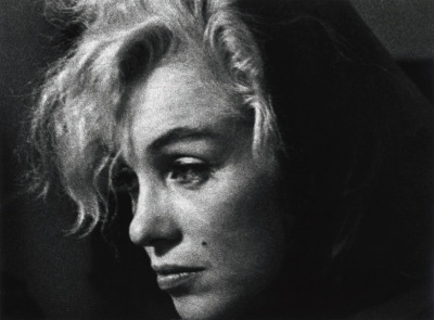 Arnold Newman - Marilyn Monroe, Hollywood, CA, 1962