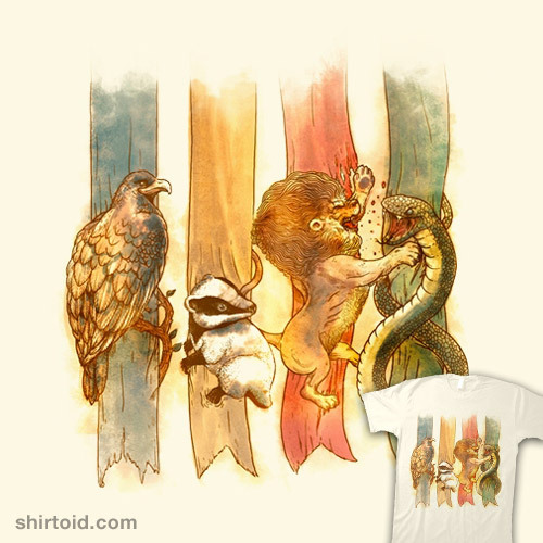 House Brawl is back in stock at Threadless