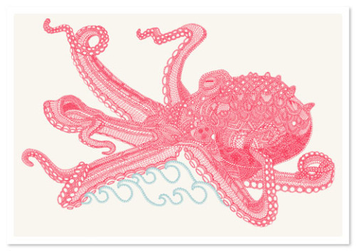 octopus. The quiet revolution.