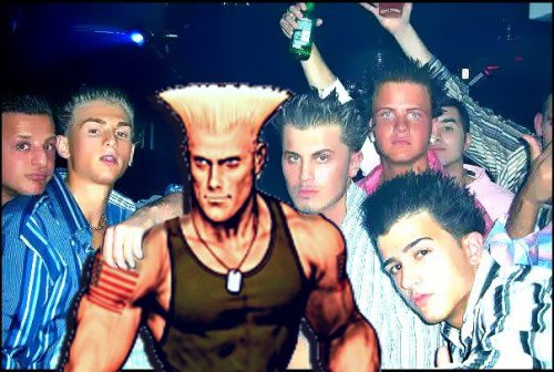Knew Guile was a douche LoL! Amerkah!