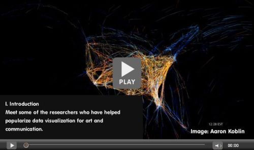 Journalism in the Age of Data Really interesting documentary about the rise of data visualization. Click here to check it out. via soupsoup: