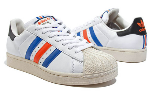 "adidas Superstar II ""New York Knicks"""