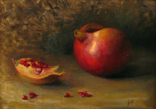 Juliette Aristides Pomegranate 2007