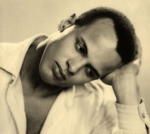 dorothy wilding - harry belafonte, 1954