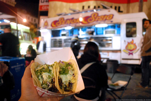@ My visit to @SenorSisig at Off The Grid San Francisco, CA http://offthegridsf.com/