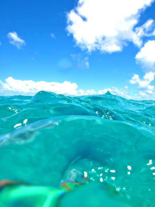 platinumblond:  youaremyideaofbeautiful   I miss pretty blue waters like this