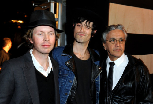 Beck, Devendra, Caetano Veloso (not in Brazil)