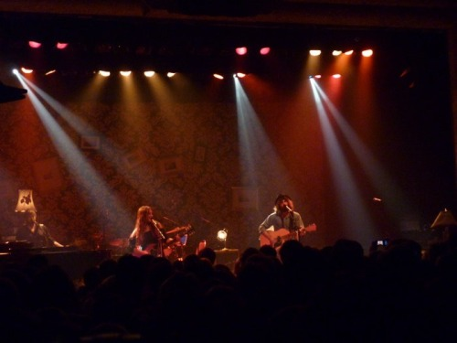 Angus and Julia Stone - Tivoli, 20 March 2010.