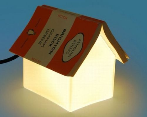 inspire me now - Rest book lights for bibliophiles by Sang Jin Lee