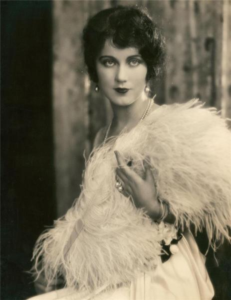 Fay Wray (September 15th, 1907 - August 8th, 2004) I was very blessed to attend a screening she spoke at a few years ago, and she told the most amazing stories about her career, got a standing ovation that lasted almost 5 minutes, and it was an honor and a thrill to be present there - and she still looked amazing.