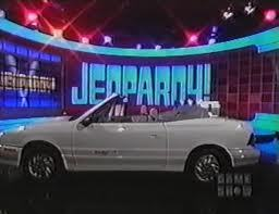 1993 Jeopardy Grand Prize= 1993 Dodge Shadow