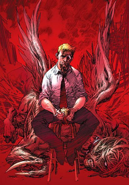hello-zombie:  HELLBLAZER VOL. 1: ORIGINAL SINS - NEW EDITION