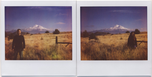 Mt. Shasta / somewhere north of Weed, California