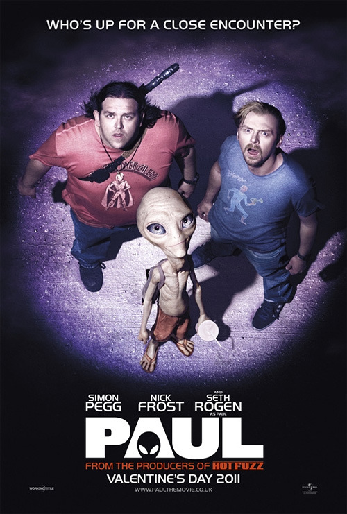 Paul - Movie Poster