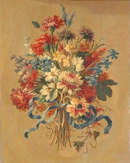 Anonymous (Florence) Bouquet of Flowers 17th century