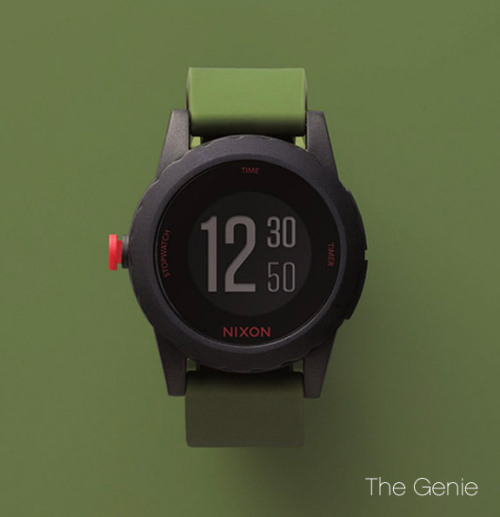 imazine:  The Genie, new Nixon with Magic 8 ball function