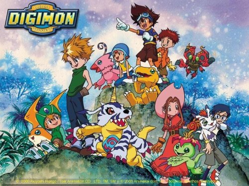 ilovethe80sand90s:  Digimon  say whaaaat? I USED TO LOVE IT! hmm wait, i still love it. ha. i miss my childhood :/