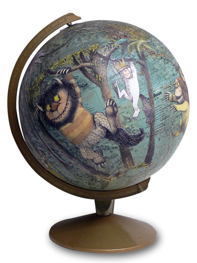 sixohthree:  ImagineNations Globes by Wendy Gold | Apartment Therapy