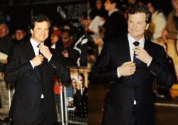 "wetground:  Colin Firth - ""King's Speech""  Premiere, 54th BFI London Film Festival."