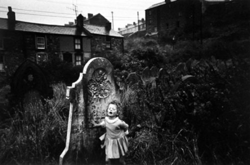 liquidnight:  Bruce Davidson Untitled Wales, 1965, Gelatin silver print From the Welsh Miners series [From the Museum of Contemporary Photography]