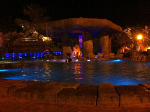 Lost World of Tambun - Hot Spring  & Spa. A nice place to unwind and rejuvenate your tired body. Recommended.