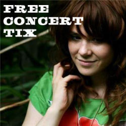 FREE KATE NASH TICKETS FOR THIS FRIDAY NIGHT! (Terminal 5, NYC - 8pm)Details: -Pre-order my EP on www.mikefalzone.com . ($5)-Then email Funwithhonesty@gmail.com telling me you want the tickets. -We will them pick someone at random on Thursday to go to the show….easy peasy.