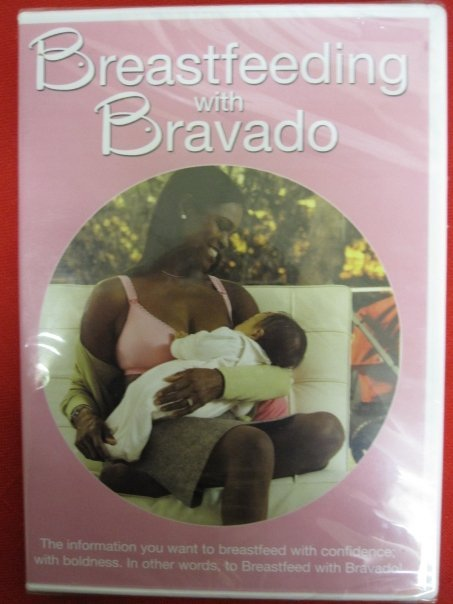 Breastfeeding with Bravado