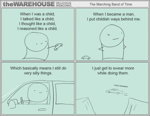 theWAREHOUSE web comic