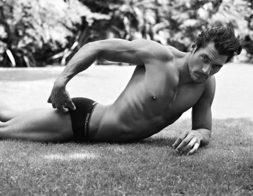 David Gandy photographed by Mariano Vivanco for Uomini, Vivanco's newest photography tome focusing on the male form. Swide caught up with Vivanco for a little Q&A about the men in front of his camera.  Uomini by Mariano Vivanco, $65.00