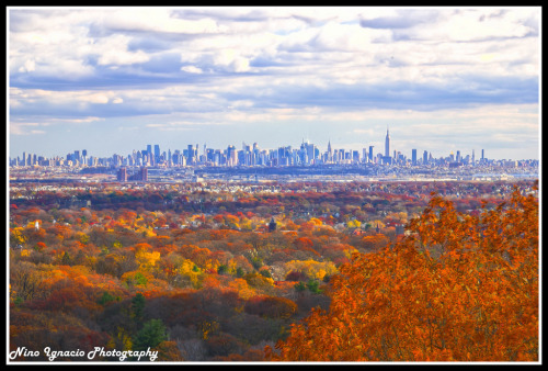 """View at Eagle Rock Reservation"" (via)"