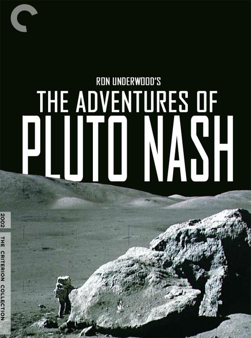 The Adventures of Pluto Nash [2002], Criterion Edition.