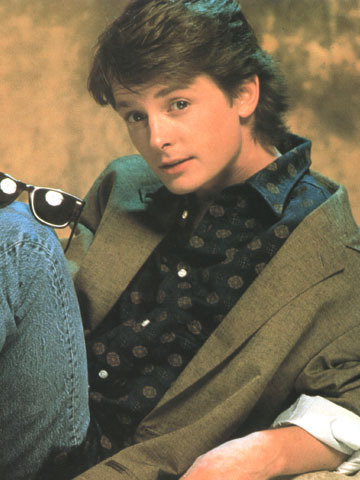 elysiaisonfire:  50 men I want in my bed | Michael J. Fox (back in the day, that is)