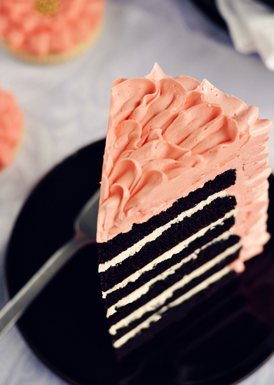 q10:  Ruffled Slice (via Sweetapolita)