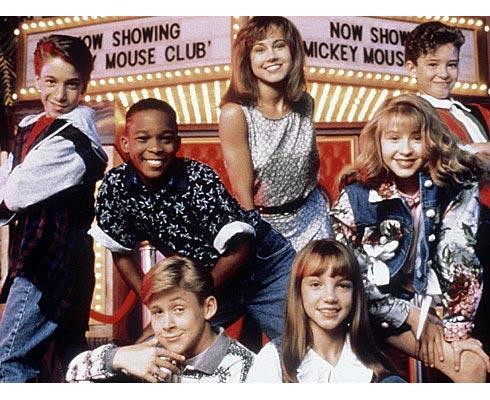 The All New Mickey Mouse Club (1989-1994) :) recognize any of these little people??