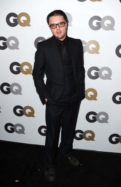 "Michael Pitt at the 2010 GQ ""Men of the Year"" Party in LA on Nov. 17, 2010."