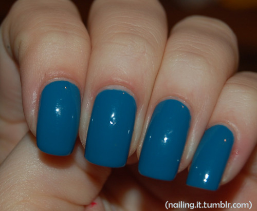 forever 21 love & beauty - no name blue really pretty dusty blue cream.
