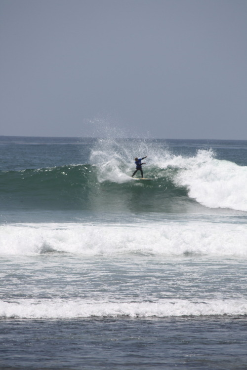 Carve. Lower Trestles 2009.