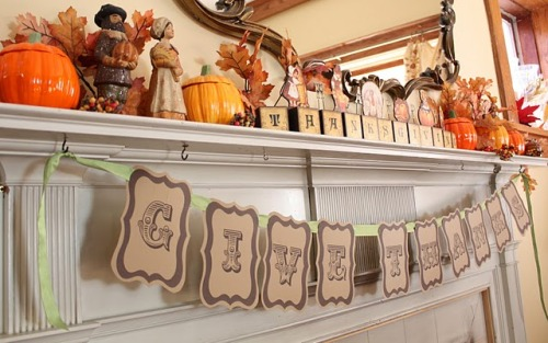 writeclickscrapbook:  At Second Street: Give Thanks Banner-Free Printable