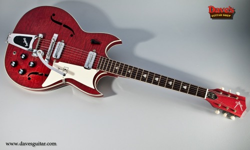 "1963 Kay K592 ""Red Devil"""