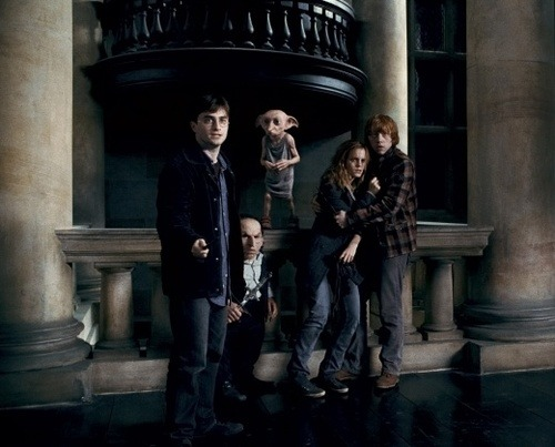 Deathly Hallows Part 1: This movie was AMAZING. Definitely my favorite ever. I won a prize before the movie started because I knew the Hogwarts School motto. I gave it to them in Latin, but they didn't understand so I gave it to them in English, bitches love English. I cried after Dobby died. TEARS EVERYWHERE. I kept telling myself I wouldn't but I totally did. The movie was sooooo good I can't wait six months for Part 2. I got interviewed after because of my costume and what I thought about the movie. Wassup local news haha.