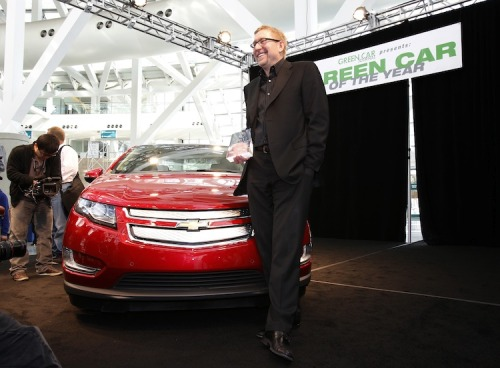 "The 2011 Chevrolet Volt took home the ""Green Car of the Year"" award at the 2010 LA Auto Show. Did the Volt's success rest on hype or does Chevy's new extended-range electric sedan deserve the recognition?"