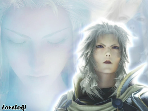 Cosmos and Warrior of Light, from Final Fantasy DISSIDIA 012  Wallpaper by LoveLoki     More:http://loveloki1.blogspot.com/http://twitter.com/LoveLoki_http://www.fotolog.com/91rkl91http://loveloki.deviantart.com/http://s688.photobucket.com/home/LoveLoki1/index