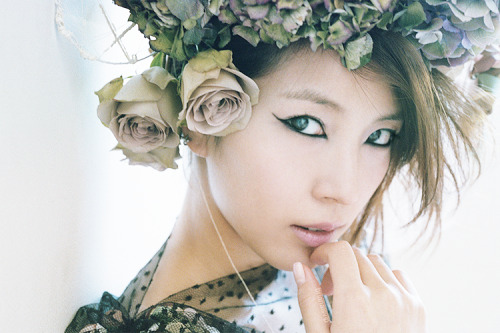 My favorite picture of BoA; she's absolutely stunning.